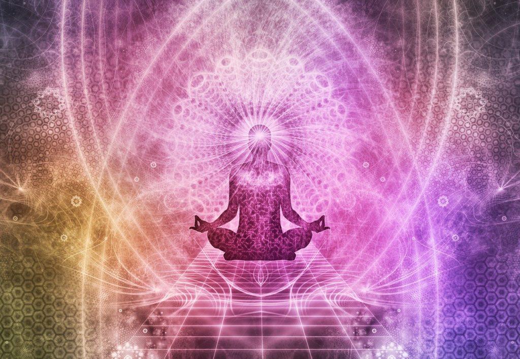 meditation visions, visions during meditation